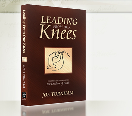 Leading From Our Knees